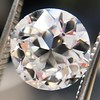 2.29ct Old European Cut Diamond GIA F VS1 5