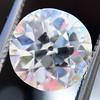 2.31ct Old European Cut Diamond GIA K VS2 3