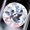 2.31ct Old European Cut Diamond GIA K VS2 7