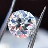 2.31ct Old European Cut Diamond GIA K VS2 1