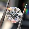 2.31ct Old European Cut Diamond GIA K VS2 20