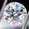 2.31ct Old European Cut Diamond GIA K VS2 11