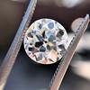 2.35ct Old European Cut Diamond GIA J VS2 21