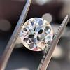 2.35ct Old European Cut Diamond GIA J VS2 24