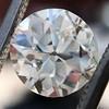 2.35ct Old European Cut Diamond GIA J VS2 5
