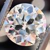 2.35ct Old European Cut Diamond GIA J VS2 3