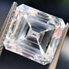2.42ct Vintage Asscher Cut Diamond GIA F VS2 2