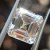 2.42ct Vintage Asscher Cut Diamond GIA F VS2 21