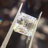 2.42ct Vintage Asscher Cut Diamond GIA F VS2 13