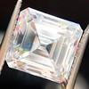 2.42ct Vintage Asscher Cut Diamond GIA F VS2 23