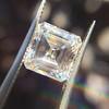 2.42ct Vintage Asscher Cut Diamond GIA F VS2 16