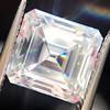 2.42ct Vintage Asscher Cut Diamond GIA F VS2 25