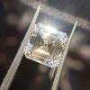2.42ct Vintage Asscher Cut Diamond GIA F VS2 14