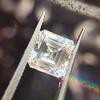 2.42ct Vintage Asscher Cut Diamond GIA F VS2 15