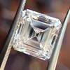 2.42ct Vintage Asscher Cut Diamond GIA F VS2 6