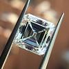 2.42ct Vintage Asscher Cut Diamond GIA F VS2 24