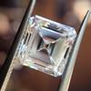 2.42ct Vintage Asscher Cut Diamond GIA F VS2 11
