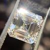 2.42ct Vintage Asscher Cut Diamond GIA F VS2 12