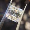 2.42ct Vintage Asscher Cut Diamond GIA F VS2 10