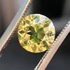 2.44ct Fancy Brown Yellow Old European Cut Diamond GIA FBY SI1 5