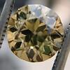 2.44ct Fancy Brown Yellow Old European Cut Diamond GIA FBY SI1 0