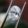 2.51ct Oval Shape Diamond GIA E VS 9