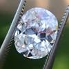 2.51ct Oval Shape Diamond GIA E VS 10