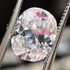 2.51ct Oval Shape Diamond GIA E VS 0