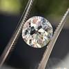 2.54ct Old European Cut Diamond/Antique Cushion Cut, GIA L VS1 8