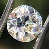 2.54ct Old European Cut Diamond/Antique Cushion Cut, GIA L VS1 18