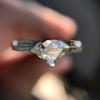 2.54ct Old European Cut Diamond/Antique Cushion Cut, GIA L VS1 15