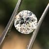 2.54ct Old European Cut Diamond/Antique Cushion Cut, GIA L VS1 6