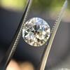 2.54ct Old European Cut Diamond/Antique Cushion Cut, GIA L VS1 17