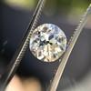 2.54ct Old European Cut Diamond/Antique Cushion Cut, GIA L VS1 14