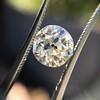 2.54ct Old European Cut Diamond/Antique Cushion Cut, GIA L VS1 13
