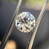 2.54ct Old European Cut Diamond/Antique Cushion Cut, GIA L VS1 16