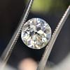 2.54ct Old European Cut Diamond/Antique Cushion Cut, GIA L VS1 3