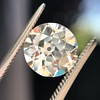 2.55ct Old European Cut Diamond GIA N VVS2 9