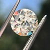 2.55ct Old European Cut Diamond GIA N VVS2 15