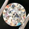 2.55ct Old European Cut Diamond GIA N VVS2 1
