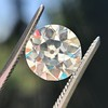 2.55ct Old European Cut Diamond GIA N VVS2 22
