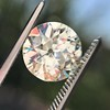 2.55ct Old European Cut Diamond GIA N VVS2 19