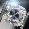2.56ct Peruzzi/Antique Cushion Cut Diamond GIA L VS1 6