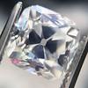 2.56ct Peruzzi/Antique Cushion Cut Diamond GIA L VS1 7