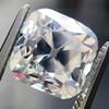 2.56ct Peruzzi/Antique Cushion Cut Diamond GIA L VS1 14