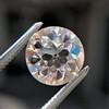 2.63ct Old European Cut Diamond GIA K VS1 2