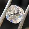 2.65ct Old Mine Cut Diamond GIA K SI2 17