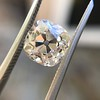 2.65ct Old Mine Cut Diamond GIA K SI2 25