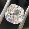 2.65ct Old Mine Cut Diamond GIA K SI2 0