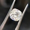 2.65ct Old Mine Cut Diamond GIA K SI2 23
